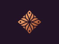 Ornament Logo Design Concept