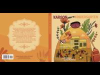 Cover Book Karson goes to Kindergarten