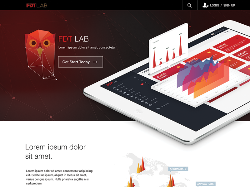 Fdt designs, themes, templates and downloadable graphic elements on Dribbble