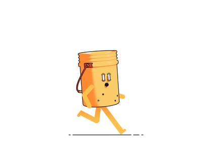 Running Bucket