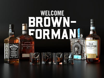 Welcome Brown Forman