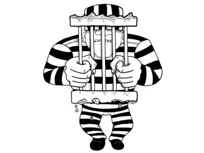 Criminal Mindz Jailbird