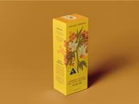 Golden Goddess CBD Tincture Packaging