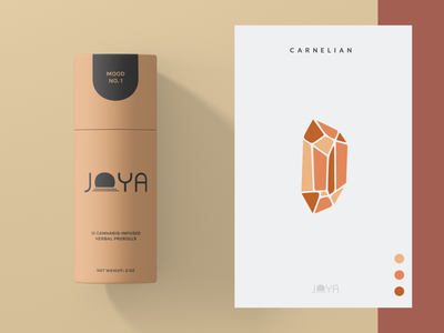 Joya Packaging and Illustration