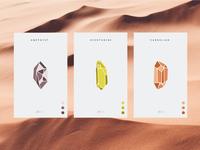 Joya Crystal Illustrations