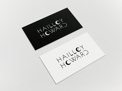 Hailley Howard Branding – Part 2