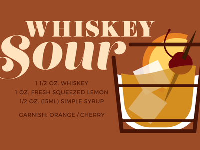 Whiskey Sour drink recipes mix drinks whiskey