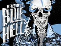 The Blue Hell