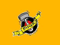 Biker's Logo