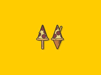 Ice Cream Pizza