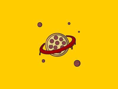 Saturn Pizza