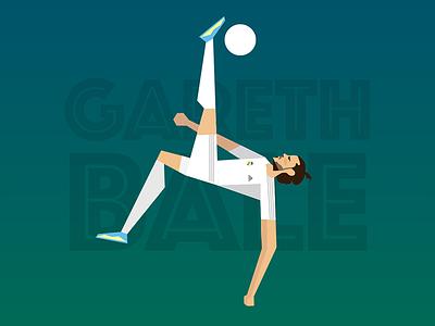 Bale Golazo liverpool overhead kick golazo real madrid bale final champions league