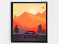 Roadtrip Mountains