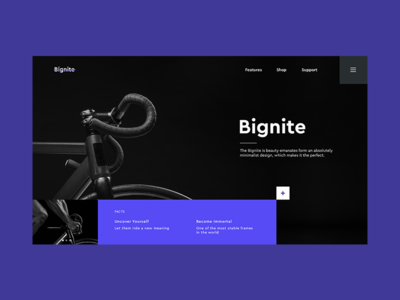 Bignite 🚴