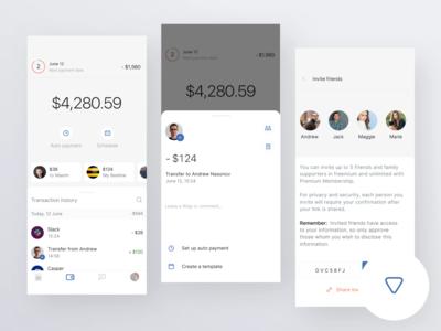 Mobile App - Fintech Credit