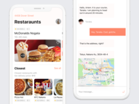 Food Delivery - Mobile Application