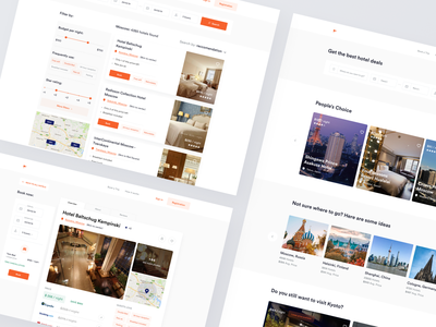 Hotel Booking - Mobile Application and Web Service simple design product financial app financial cryptocurrency clean finance crypto wallet ui iphone bitcoin minimal freelance crypto animation mobile fintech ios iot