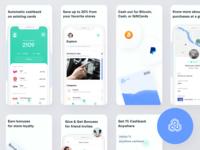 Pei - Fintech Cashback App Shop Window