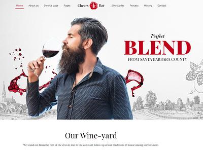 Cheers Bar – Bar WordPress theme barwebdesign barwordpress barwebsite bartemplate responsive