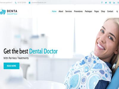 Kids Doctor – Pediatric WordPress Theme website design theme web design wordpress responsive