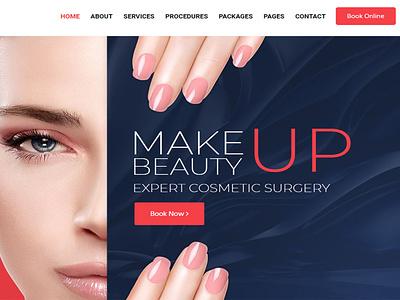 Nalam - Cosmetic Surgery WordPress Theme design web design website wordpress responsive