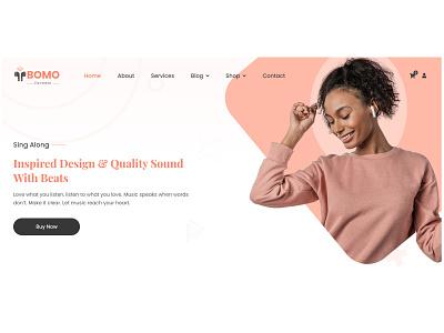 Bomo WordPress Theme   Your SUPER powered WP Engine Site web design theme website wordpress responsive