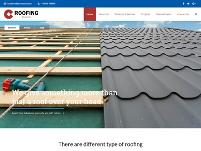 VEDA Roofing Demo