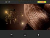 NEO CUT - Hair Style Salon HTML5 Template