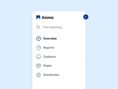 Different icon states in a navigation animation icon behavior icon design icon navigation design ui design