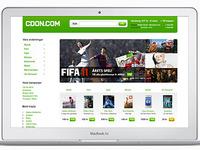 CDON.com Redesign