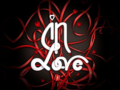 Art love ♥ love magic lettering illustration cartoon