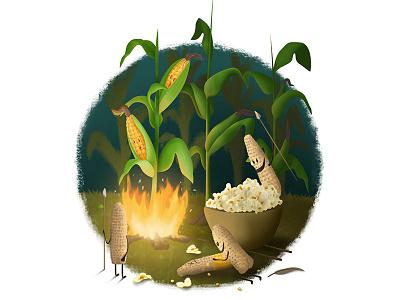 Laws of nature videogames magic illustration conceptart cartoon
