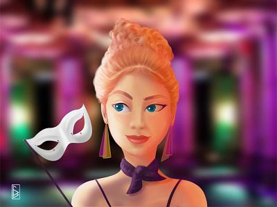 Tonight creature magic cartoon conceptart videogames illustration