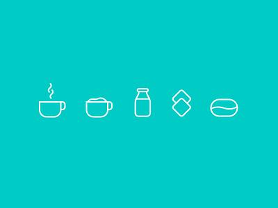 Upshot Icons ios icons upshot iphone coffee