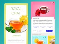 Online Tea