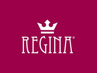 Regina logo tasarımı brand branding idenity logo design concept grafik tasarımcı freelance logo tasarımı logo design editorial grafik tasarım design vector logo