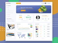 Microstock Contributor Dashboard