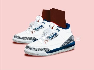 Nike jordan III