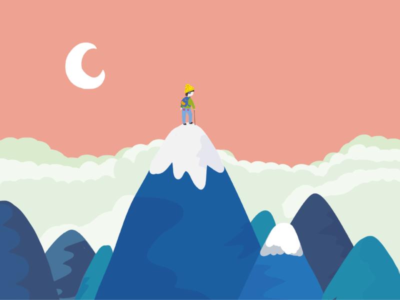 Climb towards your Goals