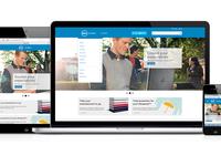 Dell responsive concept