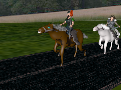 Horseback Riding On The Road VR horse racing3d. 3d virtual horse ride horse back riding vr horse back riding