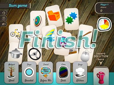 Gotcha! game web game game design