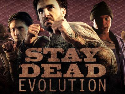 Stay dead evolution game online steam evolution