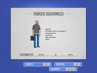 WebSite for a game designer