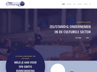 Homepage for Cultural Coach (work in progress)