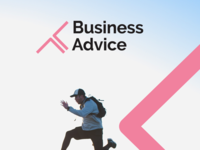 AC Business Advice Logo Design