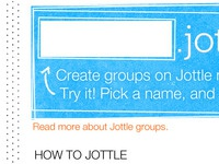 Jottle Groups