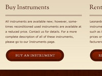 Musical Instrument E-Commerce site