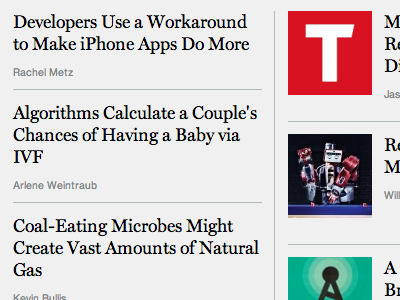 MIT Technology Review Relaunch publishing redesign relaunch