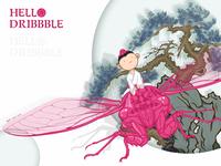 Hello Dribbble. I'm coming